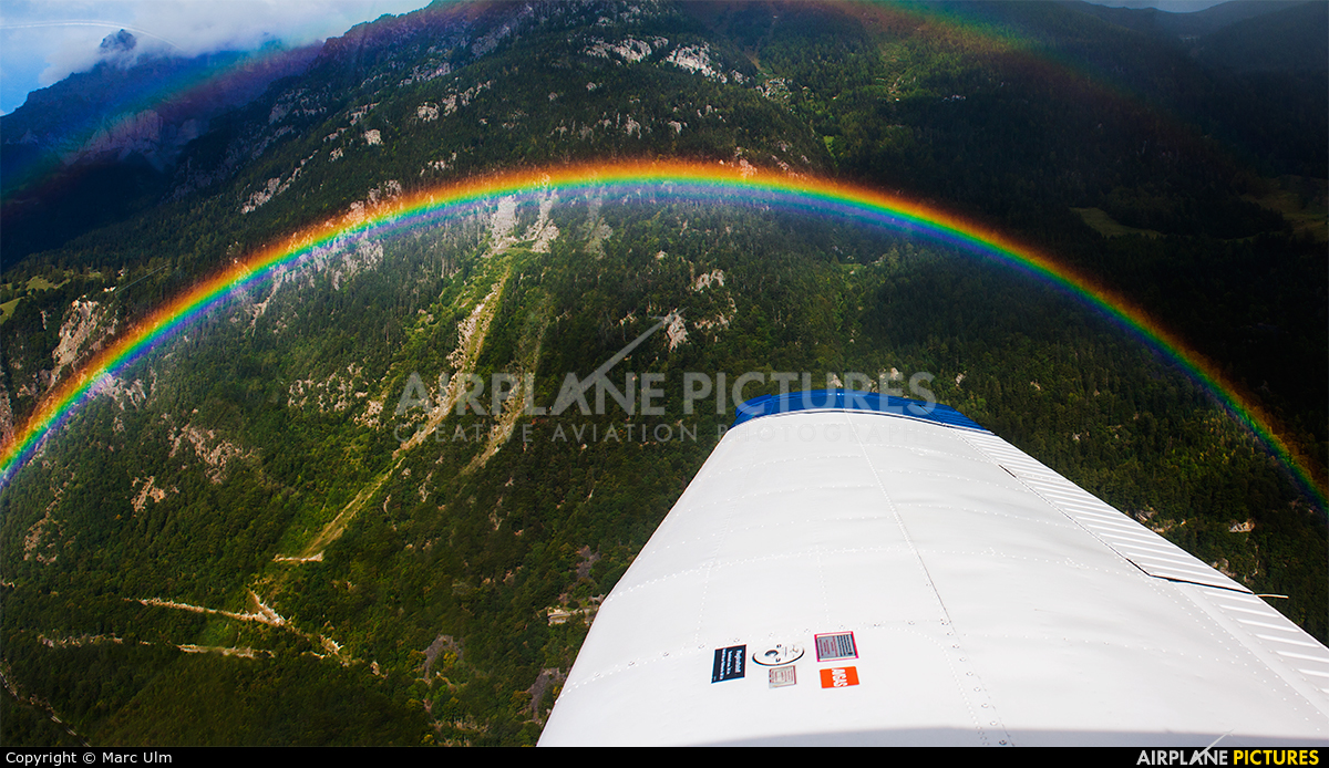 Private D-EOIC aircraft at In Flight - Switzerland