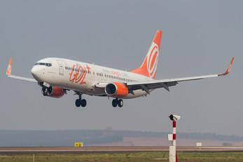 PR-GTZ - GOL Transportes Aéreos  Boeing 737-800