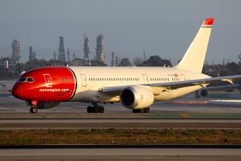 EI-LNC - Norwegian Long Haul Boeing 787-8 Dreamliner