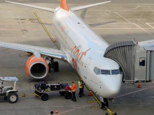 PR-GXI - GOL Transportes Aéreos  Boeing 737-800