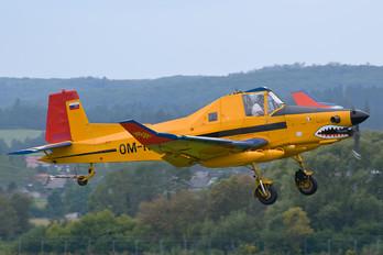 OM-NPR - Aero Slovakia Zlín Aircraft Z-137T Turbočmelák