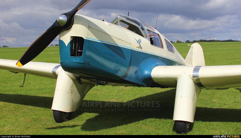 Private G-AEEG aircraft at Northampton / Sywell