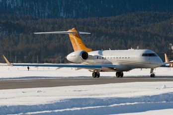 HB-JFB - Nomad Aviation Bombardier BD-700 Global 5000