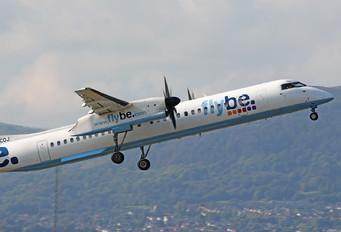 G-ECOJ - Flybe de Havilland Canada DHC-8-400Q / Bombardier Q400