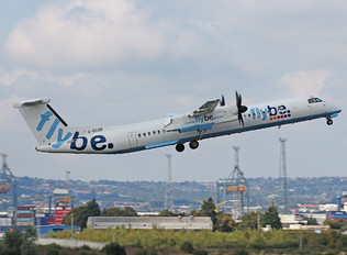 G-ECOD - Flybe de Havilland Canada DHC-8-400Q / Bombardier Q400
