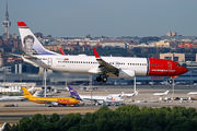 LN-NGD - Norwegian Air Shuttle Boeing 737-800 aircraft