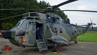 89+68 - Germany - Navy Westland Sea King Mk.41