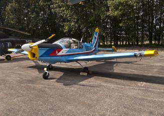 0559 - Czech - Air Force Zlín Aircraft Z-142 C/AF