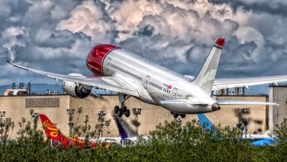 EI-LNF - Norwegian Long Haul Boeing 787-8 Dreamliner