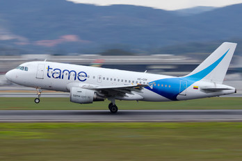 HC-COF - TAME Airbus A319
