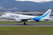 HC-COF - TAME Airbus A319 aircraft