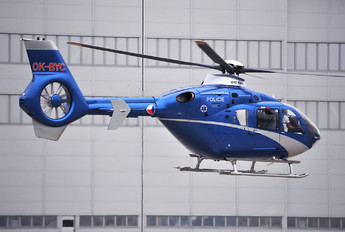 OK-BYC - Czech Republic - Police Eurocopter EC135 (all models)