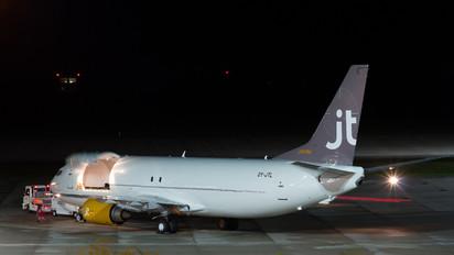 OY-JTL - Jet Time Boeing 737-400F
