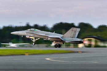 HN-423 - Finland - Air Force McDonnell Douglas F-18C Hornet