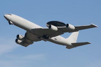 ZH107 - Royal Air Force Boeing E-3D Sentry AEW.1