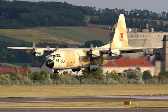 CNA-OJ - Morocco - Air Force Lockheed C-130H Hercules