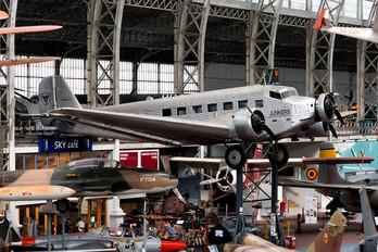 - - Unknown Junkers Ju-52