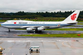 B-2445 - Air China Boeing 747-400