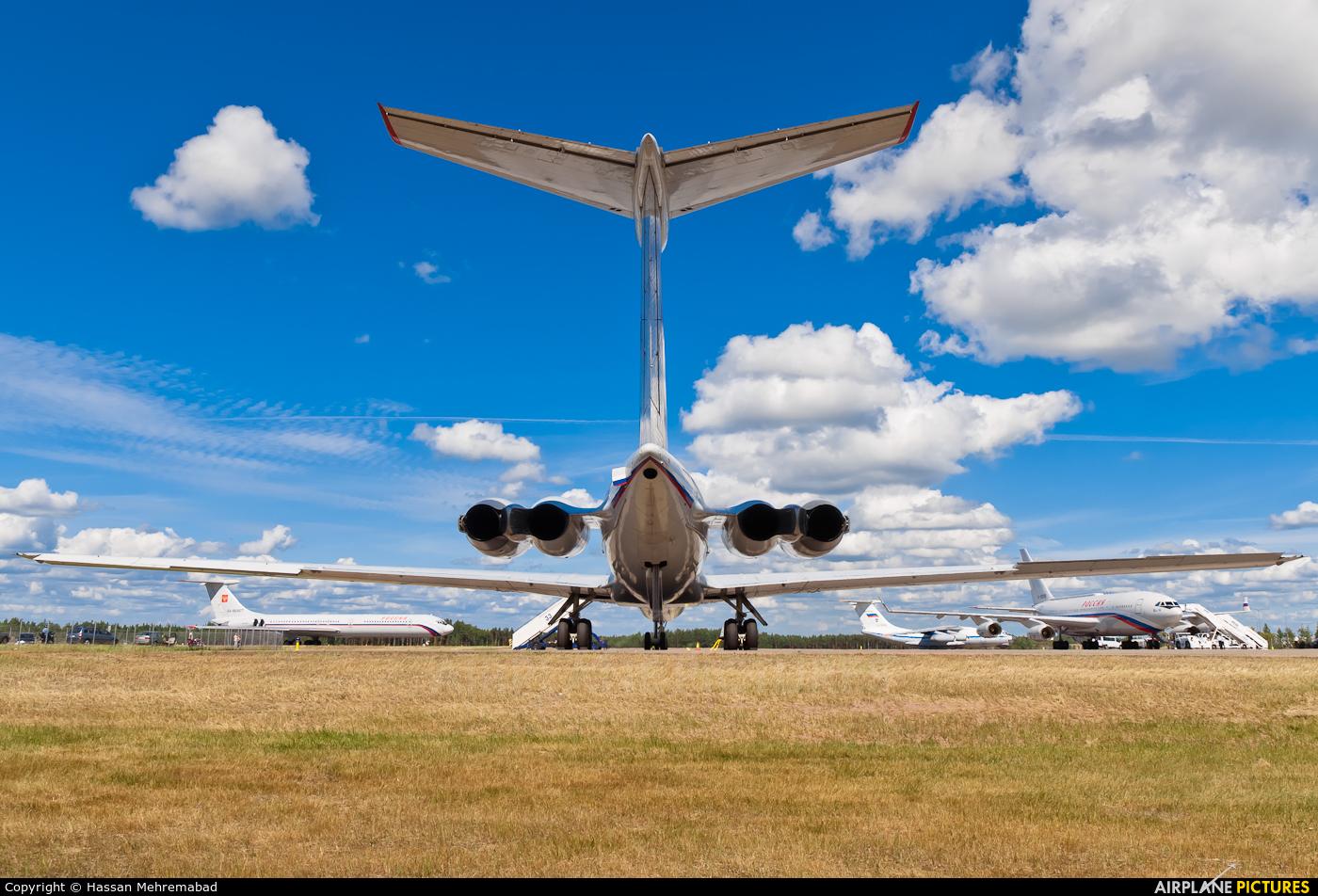 Rossiya RA-86468 aircraft at Turku