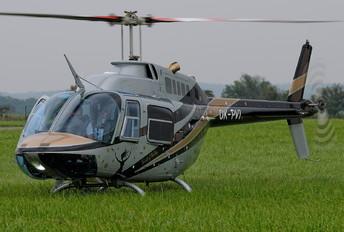 OK-PVI - Private Bell 206B Jetranger III
