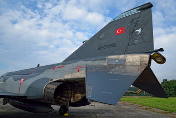 69-7468 - Turkey - Air Force McDonnell Douglas RF-4E Phantom II