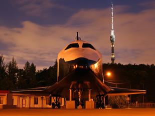 0.01 - Russian Space Agency VKK Buran