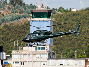 F-HAND - Ixair Aerospatiale AS355 Ecureuil 2 / Twin Squirrel 2