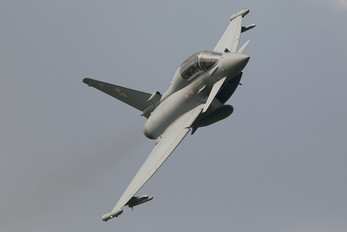 ZK383 - Royal Air Force Eurofighter Typhoon T.3