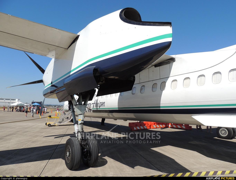 Alaska Airlines - Horizon Air N449QX aircraft at Portland