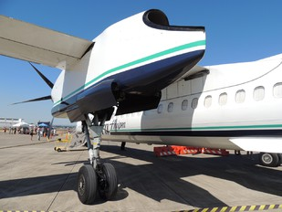 N449QX - Alaska Airlines - Horizon Air de Havilland Canada DHC-8-400Q / Bombardier Q400