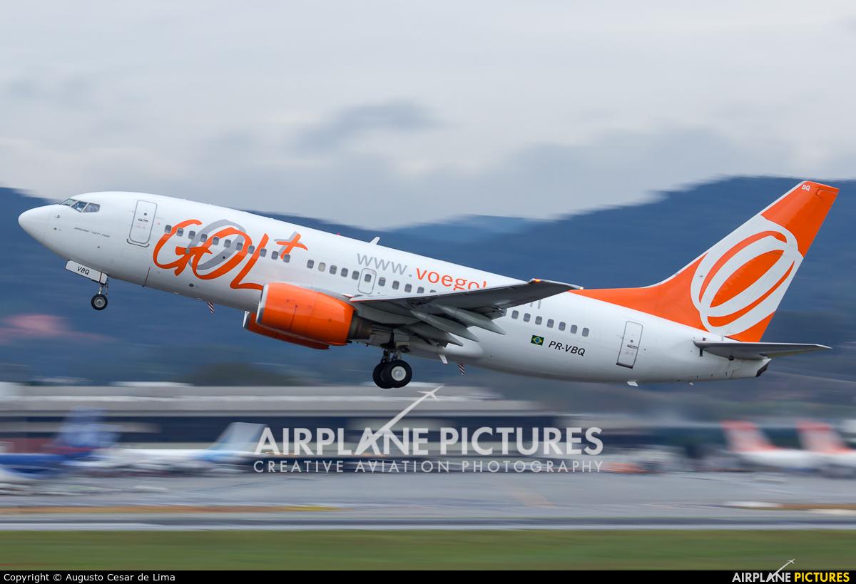 GOL Transportes Aéreos  PR-VBQ aircraft at São Paulo - Guarulhos