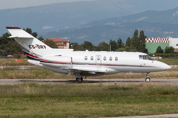CS-DRV - NetJets Europe (Portugal) Raytheon Hawker 850XP