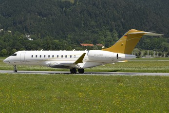 D-ACDE - DC Aviation Bombardier BD-700 Global 5000