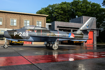 P-248 - Netherlands - Air Force Republic F-84F Thunderstreak