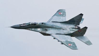 6425 - Slovakia -  Air Force Mikoyan-Gurevich MiG-29AS