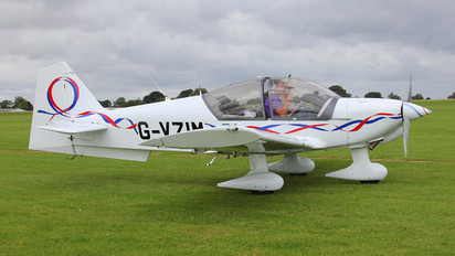 G-VZIM - Private Alpha Aviation Alpha R2160I
