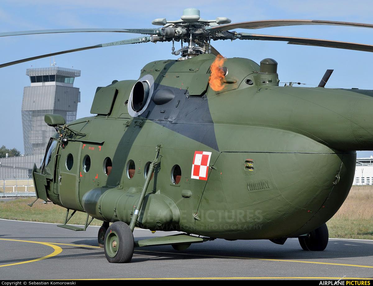 Poland - Army 6103 aircraft at Łódź - Lublinek