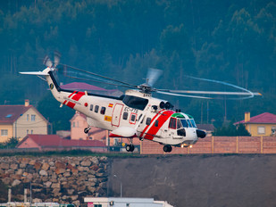 EC-FTB - Spain - Coast Guard Sikorsky S-61N