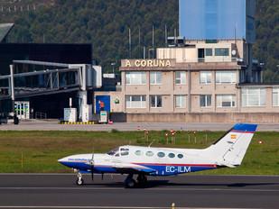 EC-ILM - Private Cessna 421 Golden Eagle