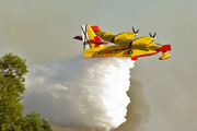 UD.13-19 - Spain - Air Force Canadair CL-215T aircraft