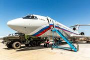 RF-85856 - Russia - Navy Tupolev Tu-154M aircraft