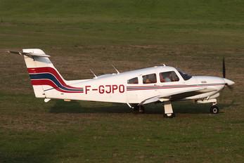 F-GJPO - Private Piper PA-28 Arrow