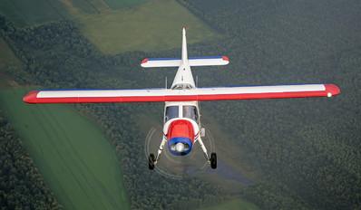 D-EIBE - Private Dornier Do.27