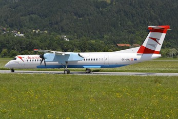 OE-LGL - Tyrolean Airways de Havilland Canada DHC-8-400Q / Bombardier Q400