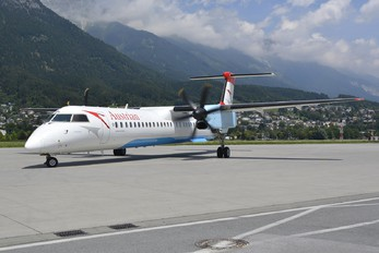 OE-LGH - Tyrolean Airways de Havilland Canada DHC-8-400Q / Bombardier Q400