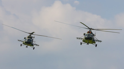 9926 - Czech - Air Force Mil Mi-171