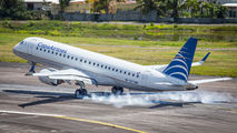 HP-1557CMP - Copa Airlines Embraer ERJ-190 (190-100) aircraft