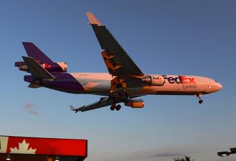 N642FE - FedEx Federal Express McDonnell Douglas MD-11F