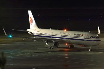B-1877 - Air China Airbus A321