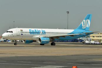 VT-WAJ - Go Air Airbus A320